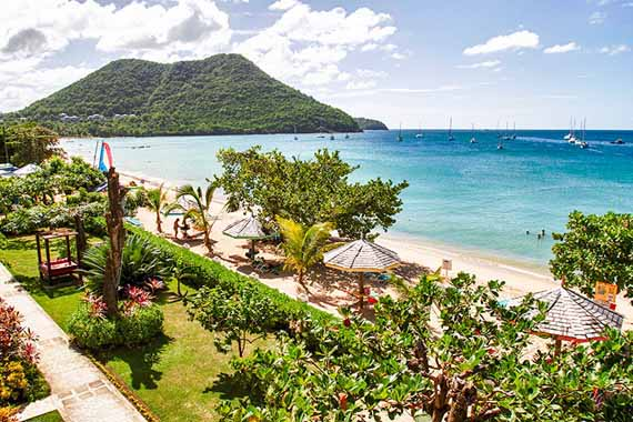 Bay Gardens Beach Resort Destination Saint Lucia Product