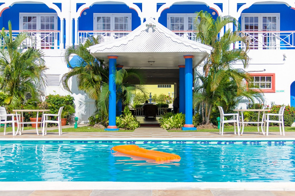 Bay Gardens Inn Destination Saint Lucia