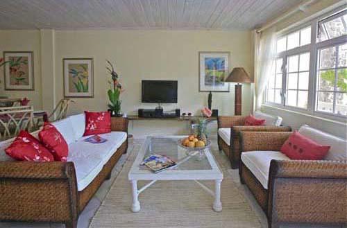 Living Area - Villa 2